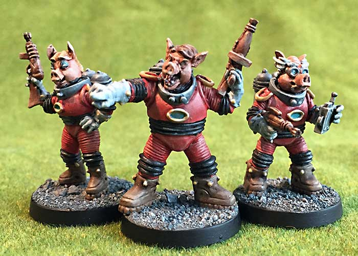 tabletop 28mm gaming miniatures